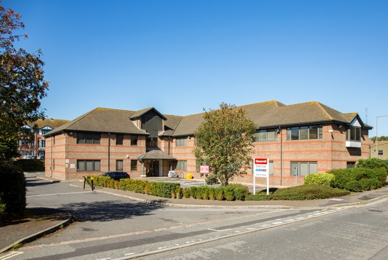 Caburn House, 2B Brooks Road, Lewes, East Sussex BN7 2BY
