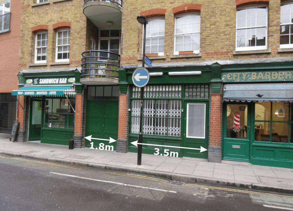 23 Newton Street, London WC2