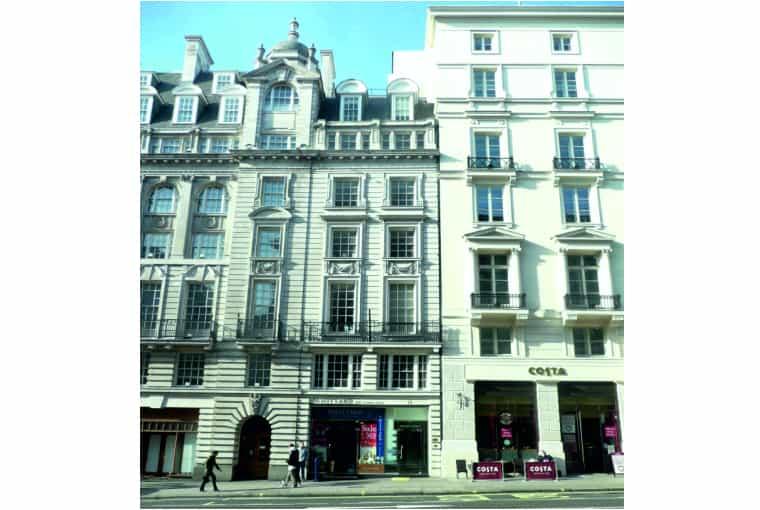 13 Regent Street St James's, W1