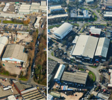 Industrial Investment Opportunities: Exeter and Manchester