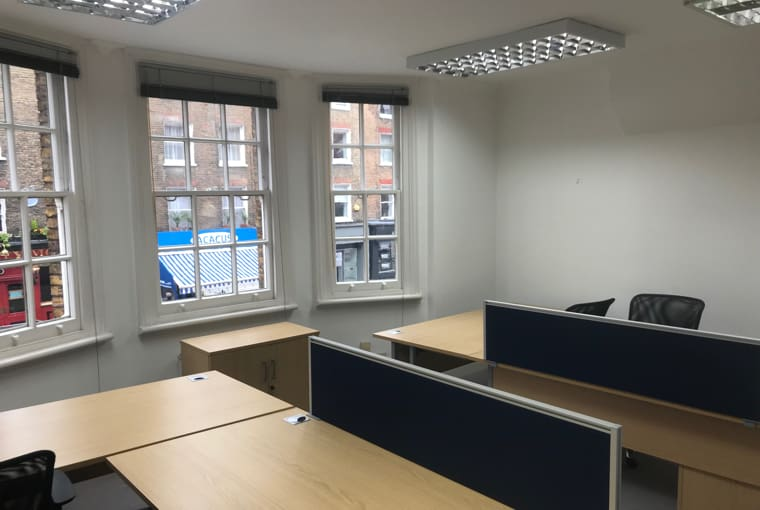 Suite 1, 46 Dorset Street, London W1