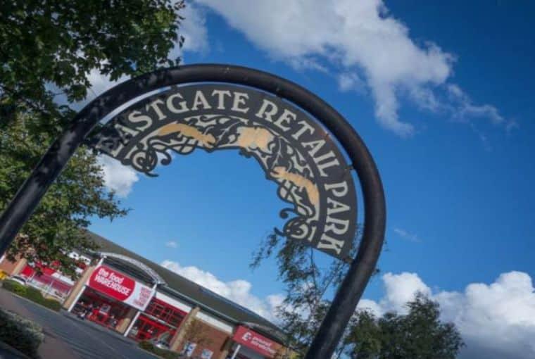 Eastgate Retail Park, Accrington BB5 6RQ