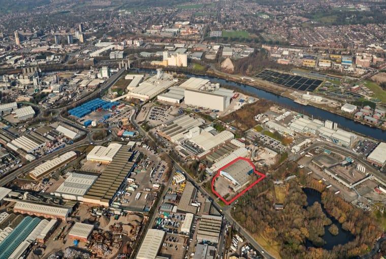 Trafford Park Road, Trafford Park, Manchester M17 1NJ