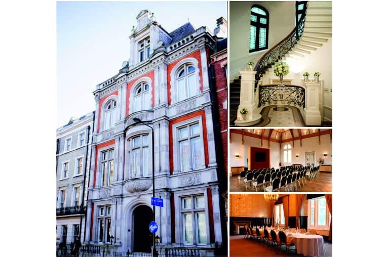 Bloomsbury House, 2-3 Bloomsbury Square, London WC1