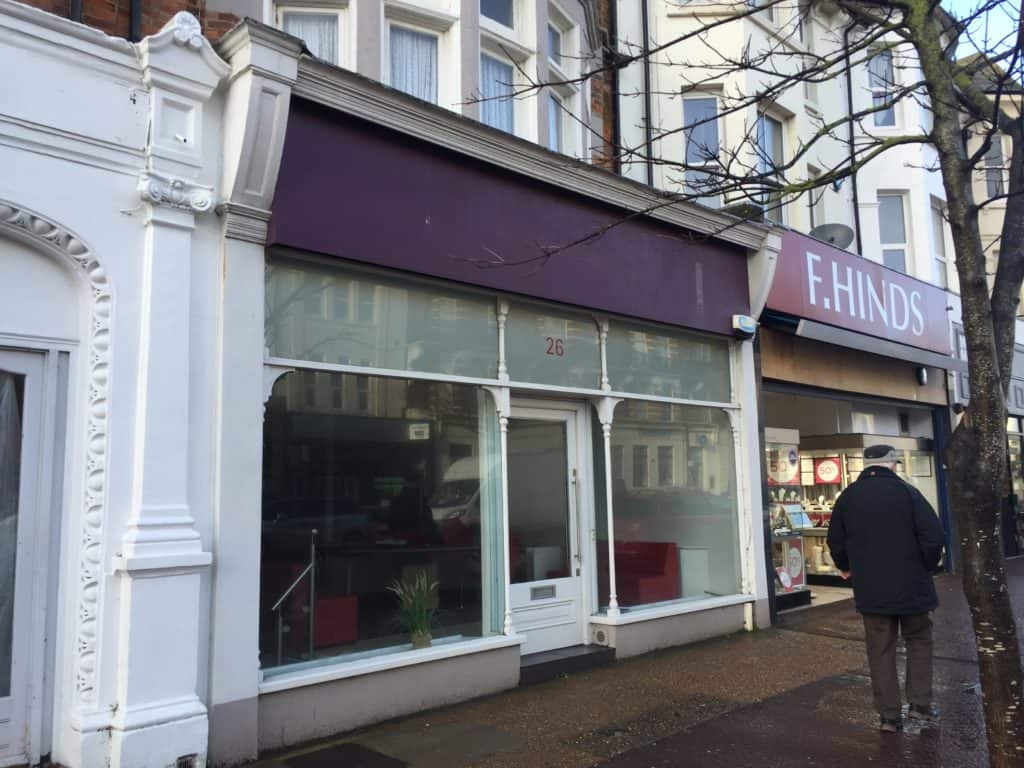 26 Devonshire Road, Bexhill-on-Sea TN40 1AS