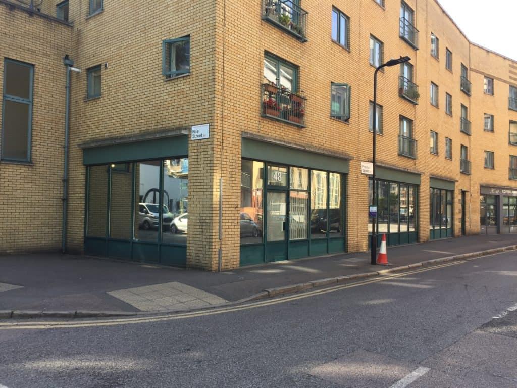 48 Provost Street, London N1 7SU
