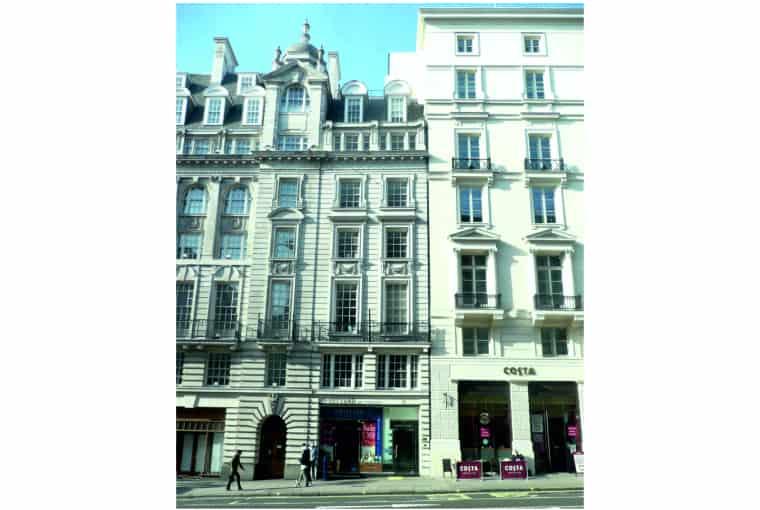 13 Regent Street St James's, London SW1Y 4LR