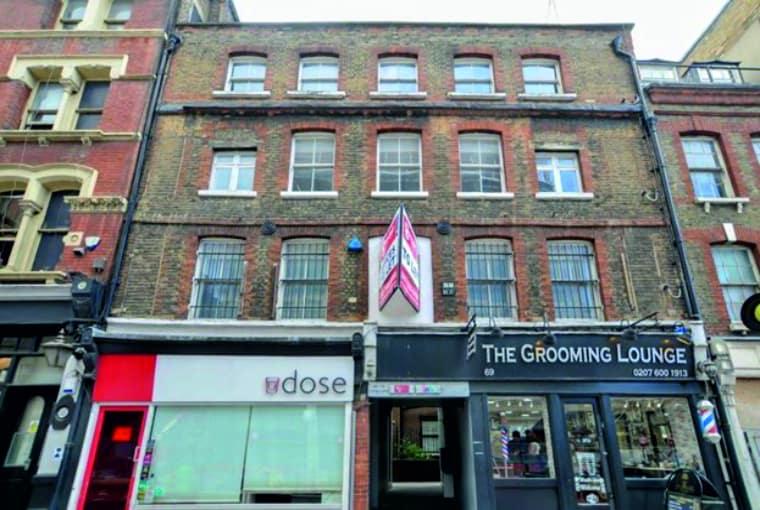 69-70 Long Lane, Barbican, London EC1