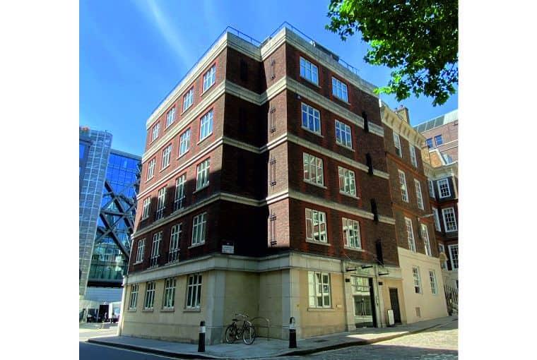 Nicholas House, Laurence Pountney Hill, London EC4